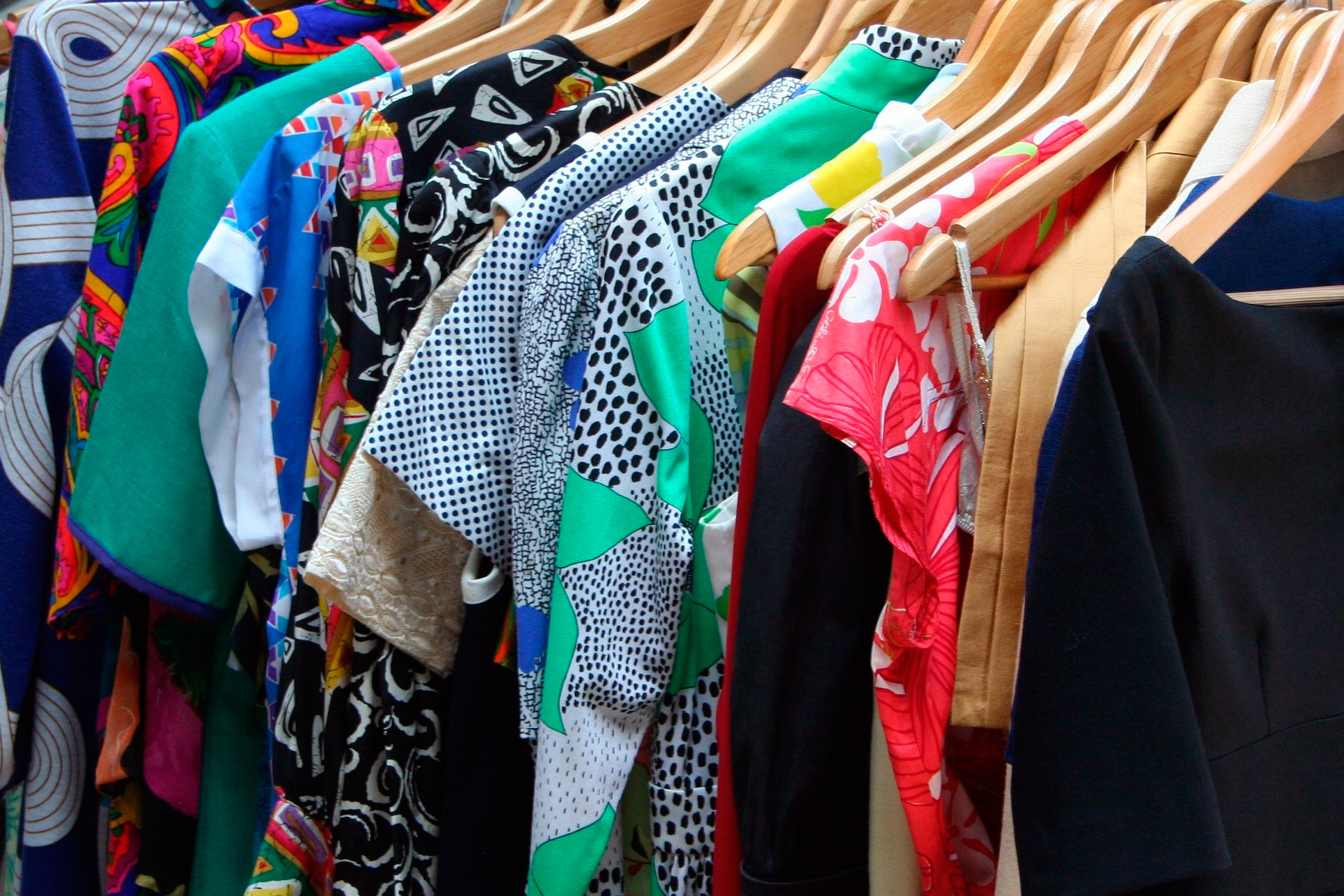 Lieb, lieb, lieb …sind mir alle meine Kleider!
